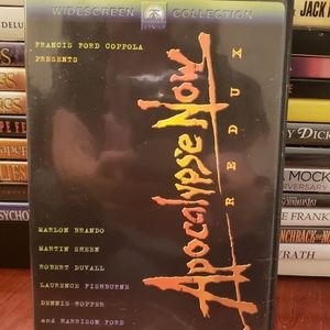 Apocalypse Now DVD